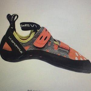 La Sportiva Women's Tarantula Climbing Shoe 39.5 for sale